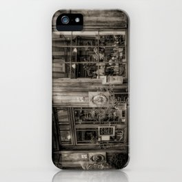 Cafe Laurence iPhone Case