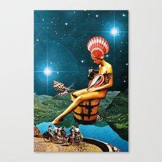 Amphitrite Canvas Print
