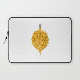 Pencil Brain Laptop Sleeve