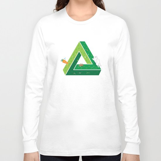 Chasing Long Sleeve T-shirt