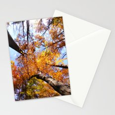 Autumn Sky Stationery Cards