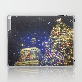festive greetings ^_^ Laptop & iPad Skin