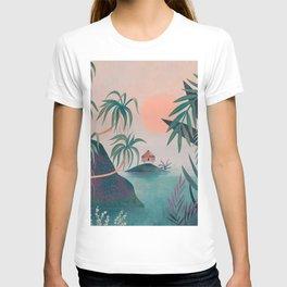 Paradise Cottage T-shirt