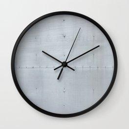 Light Industrial Wall Clock