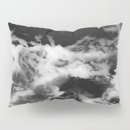 Waves of Marble Pillow Sham
