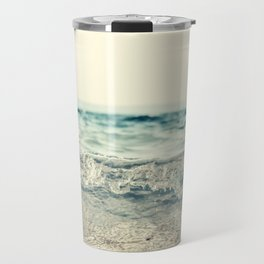 Vintage Waves Travel Mug
