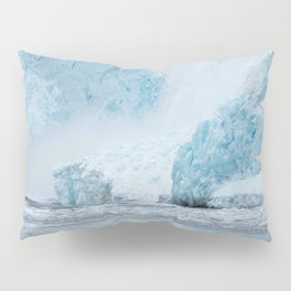 Icy Thunder Pillow Sham