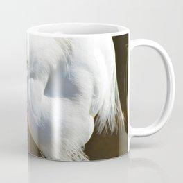 Snowy Egret Palo Alto Baylands Coffee Mug