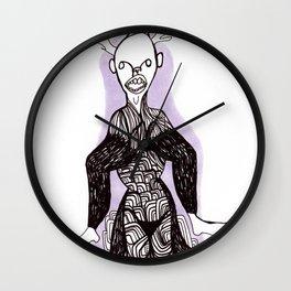 00045635 Wall Clock