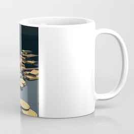 Gold Coins Coffee Mug
