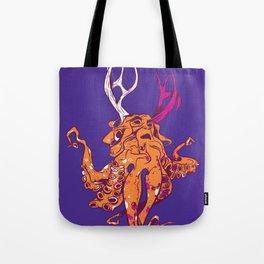 Pop-daemon Tote Bag