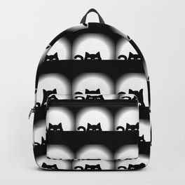 Peeking Cat Backpack