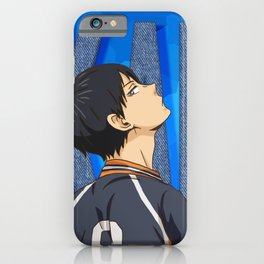 Haikyuu!! Kageyama Mug Design iPhone Case