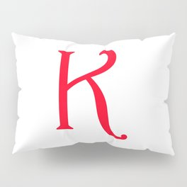 VFA Lifestyle - Alphabet K Pillow Sham