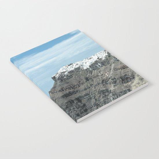 Santorini, Greece 16 Notebook