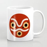 mask Mugs featuring Mask by gaps81