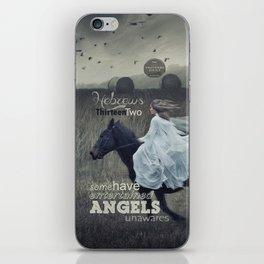 Angels Unaware iPhone Skin