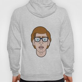 Brad Majors - The Rocky Horror Picture Show Hoody