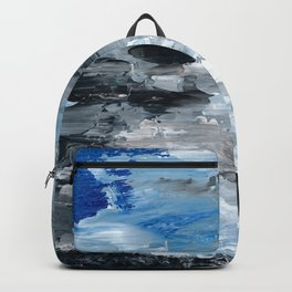 Sky storm Backpack