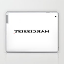 Narcissist Laptop & iPad Skin