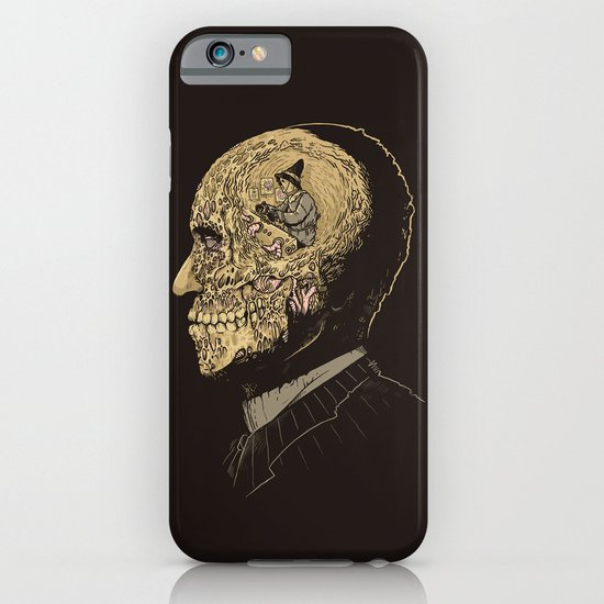 Why zombies want brains iPhone & iPod Case