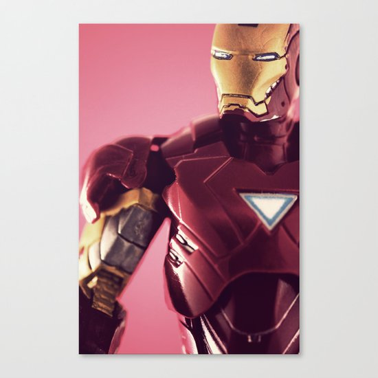 Brute Strength  Canvas Print