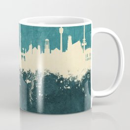 Stuttgart Germany Skyline Coffee Mug