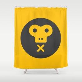 The Monkeys Order Shower Curtain