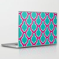 moroccan Laptop & iPad Skins featuring Moroccan by Farah Saheb