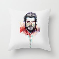 Henry Henry... Throw Pillow