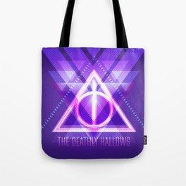 Neon Hallows Tote Bag