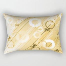 Geometrical Abstraction 6 Rectangular Pillow