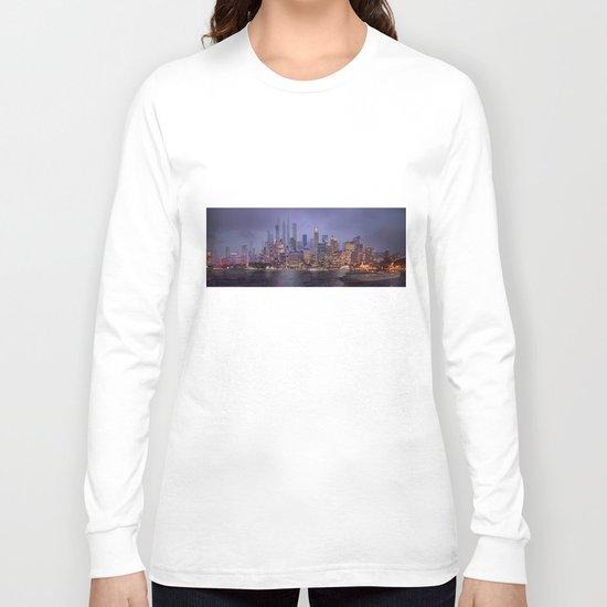 Desert City Long Sleeve T-shirt