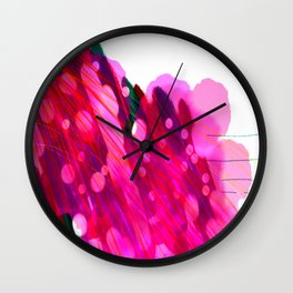Heather Cliff Wall Clock