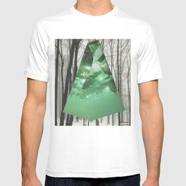 Emerald in the Trees T-shirt