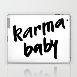 karma baby Laptop & iPad Skin