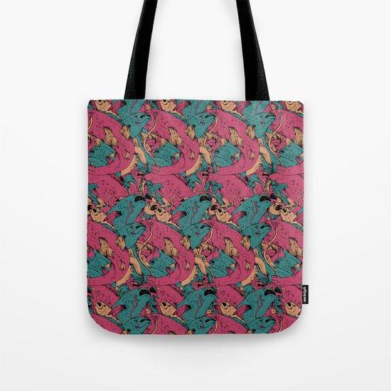 The fish Tote Bag