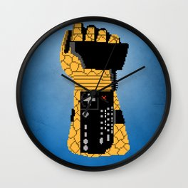 Power Glove Love: The Thing Wall Clock