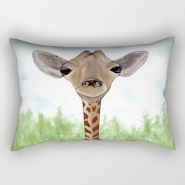 """""""ZeenZee"""" Rectangular Pillow"""