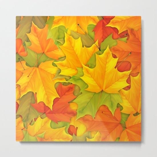 Autumn leaves #9 Metal Print