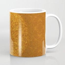 GOLDEN PATTERN I Coffee Mug