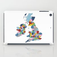 uk iPad Cases featuring UK by Project M