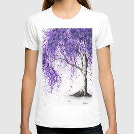 Jacaranda Picnic T-shirt