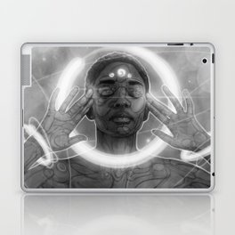 Centered Laptop & iPad Skin