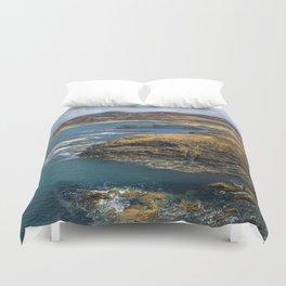 West Coast of Scotland Duvet Cover
