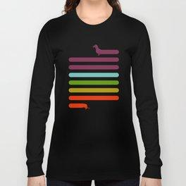 (Very) Long Dachshund Long Sleeve T-shirt