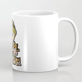 Safari Guide Africa Lion Leopard Ranger Coffee Mug
