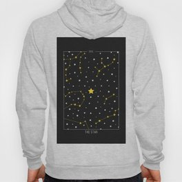 The Star - Tarot Illustration Hoody