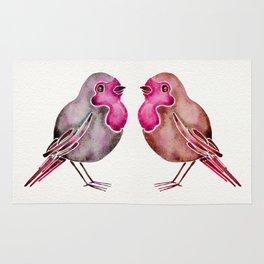 Rosie Birds Rug