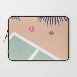 Tennis Court #society6 #decor #buyart Laptop Sleeve
